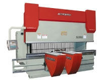 Accupress Accell Series 235 ton x 12'