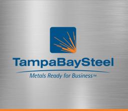 Tampa Bay Steel logo